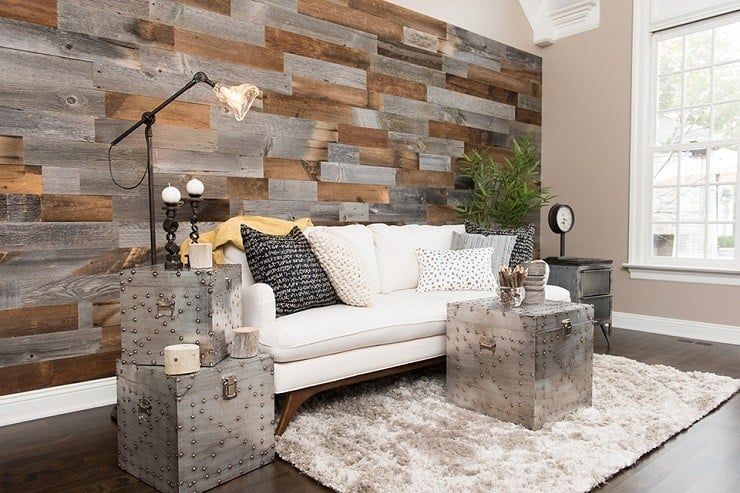 Artis Wall Wood Planks 4