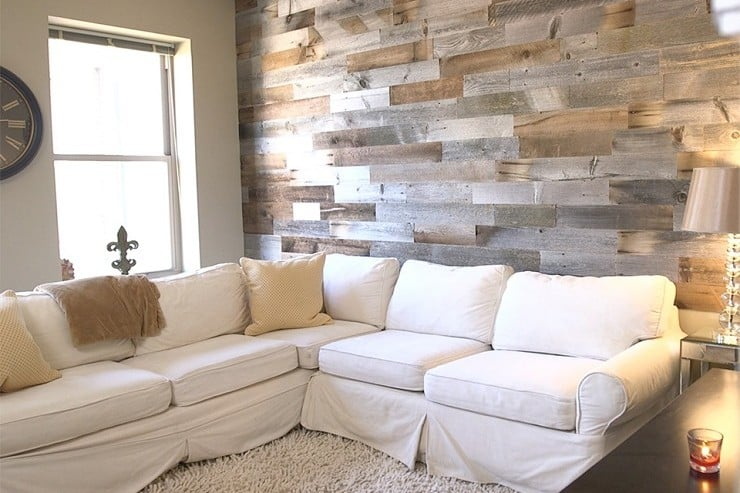 Artis Wall Wood Planks 5