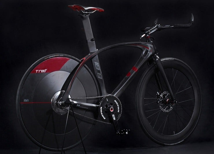 BestiaNera Hybrid Bike 1