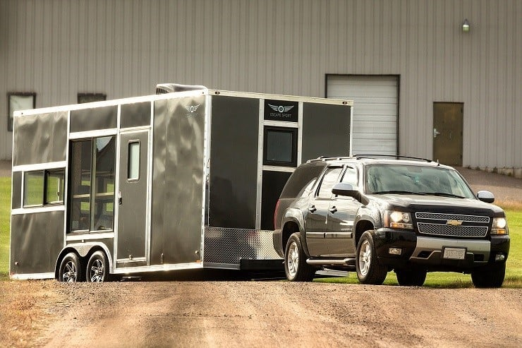 Escape Sport Camper Trailer 2