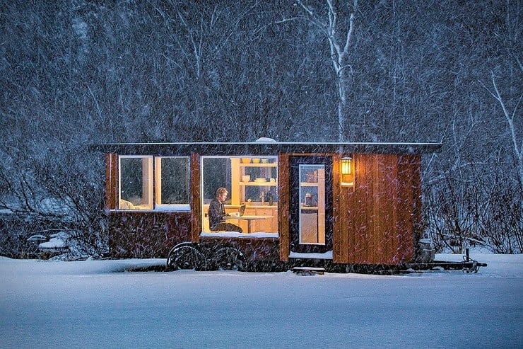 Escape Vista Tiny House