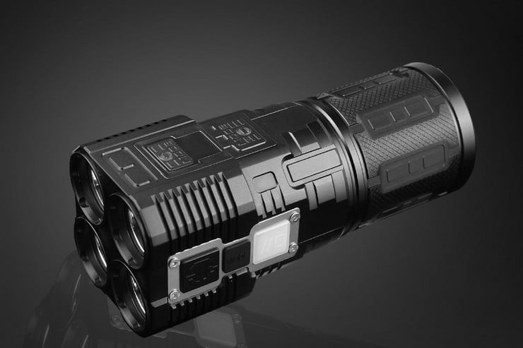 Imalent DDT40 Flashlight