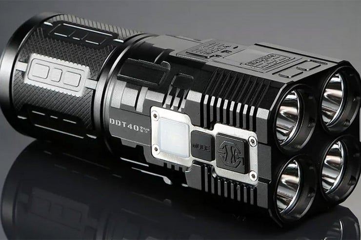 Imalent DDT40 Flashlight 4
