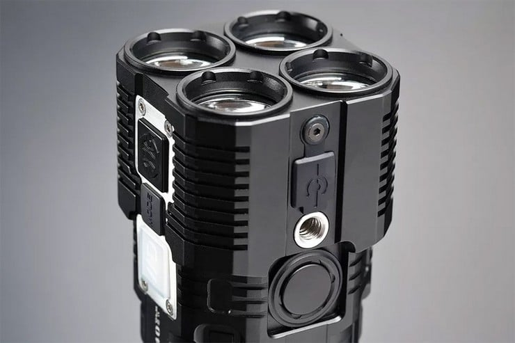 Imalent DDT40 Flashlight 6