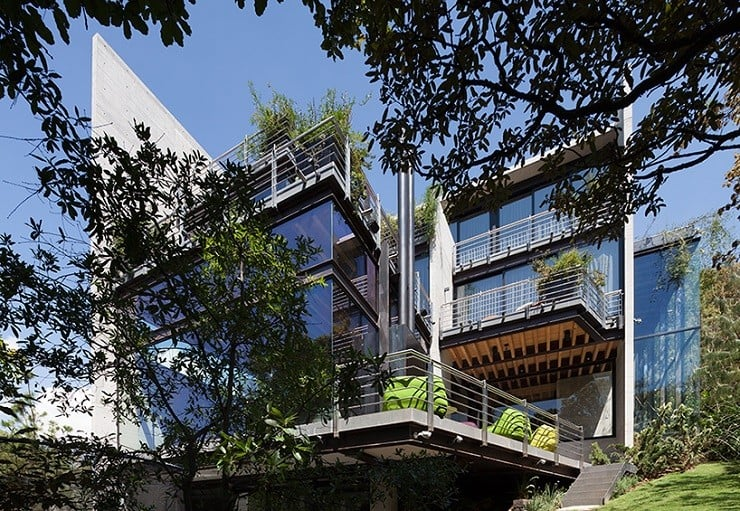 La Casa en el Bosque - Mexico City 5