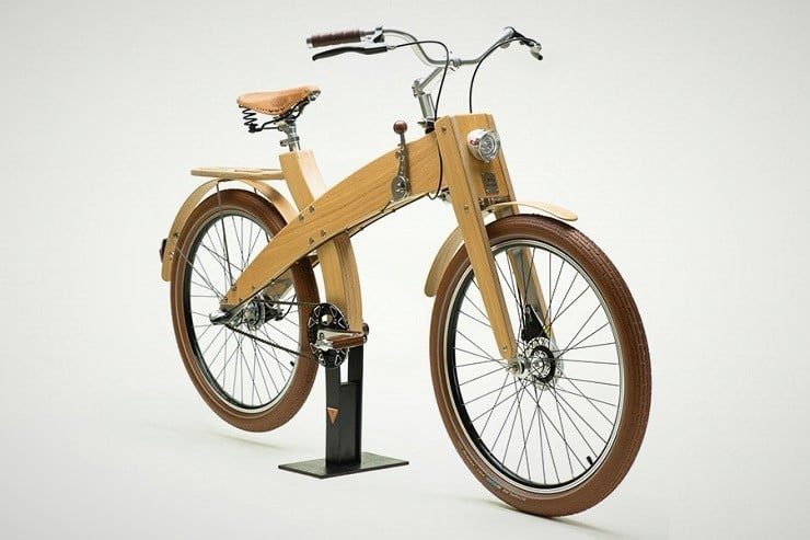 MUD Wood Bicycle 1