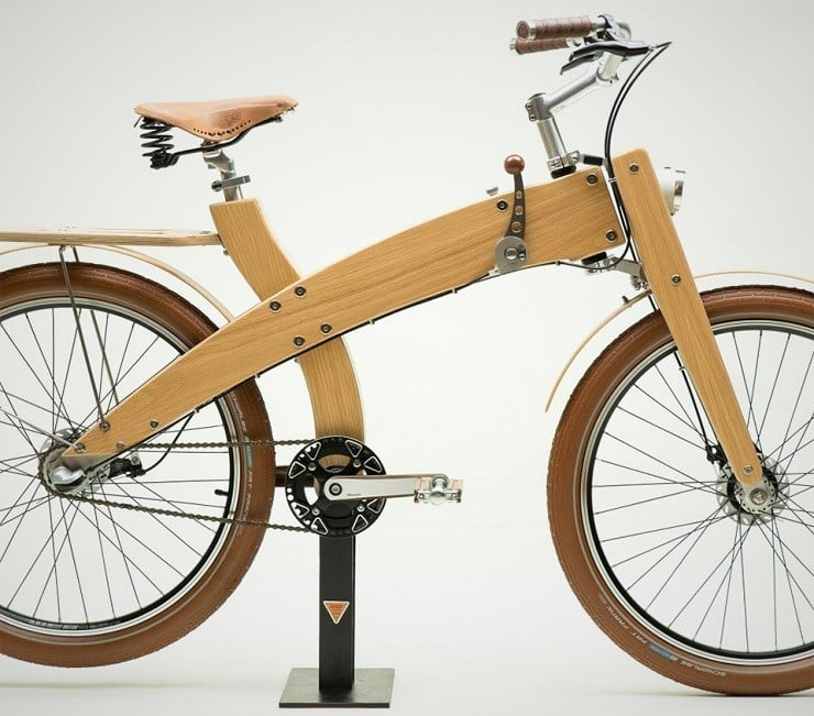 MUD Wood Bicycle 3