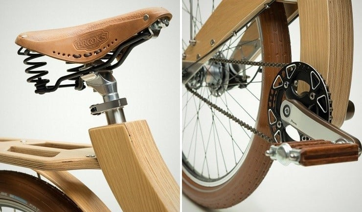 MUD Wood Bicycle 4