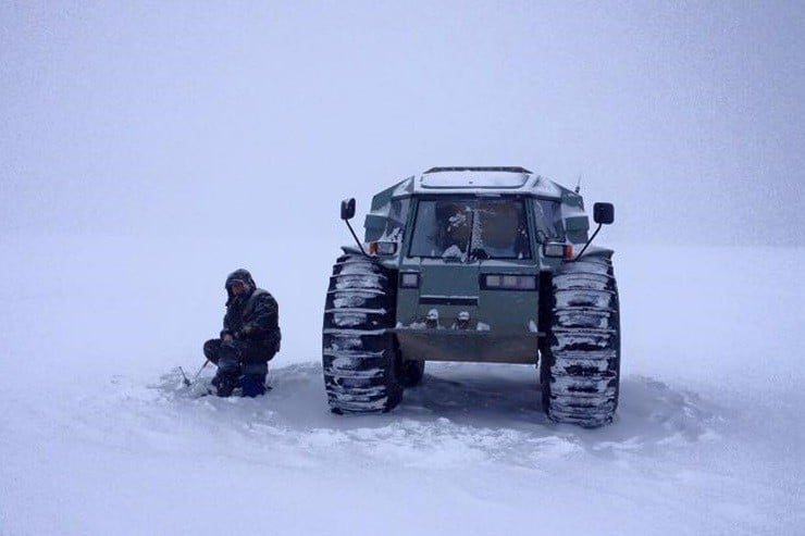 Most Reliable Truck Ever >> SHERP ATV | Men's Gear