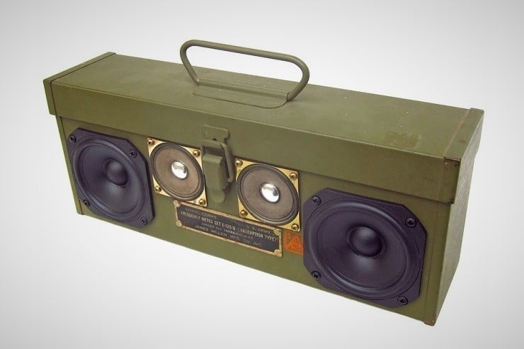 Signal Corps BoomCase 2