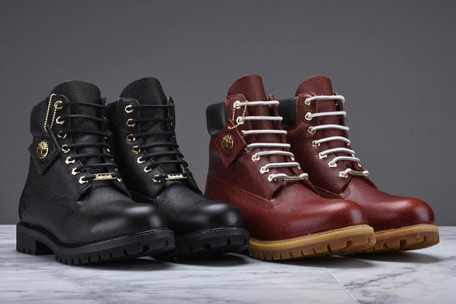Timberland x Horween Football Boot 1