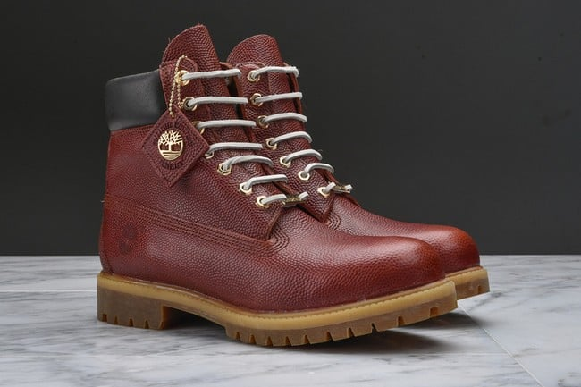 Timberland x Horween Football Boot 2