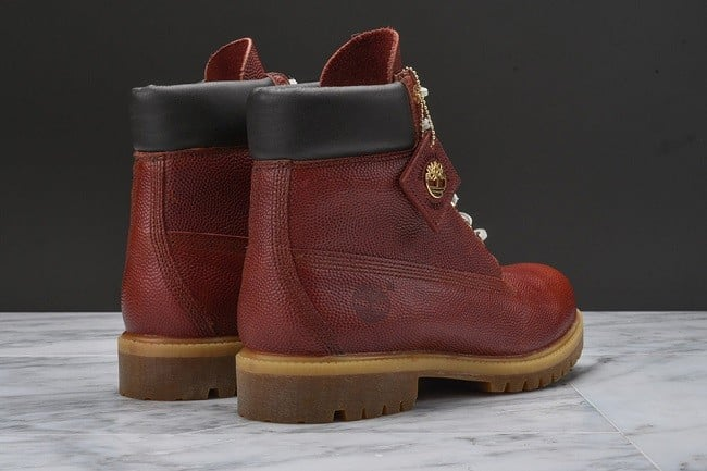 Timberland x Horween Football Boot 4