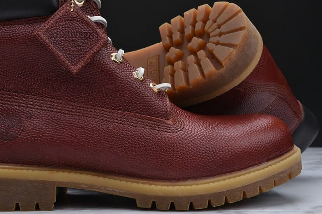 Timberland x Horween Football Boot 5