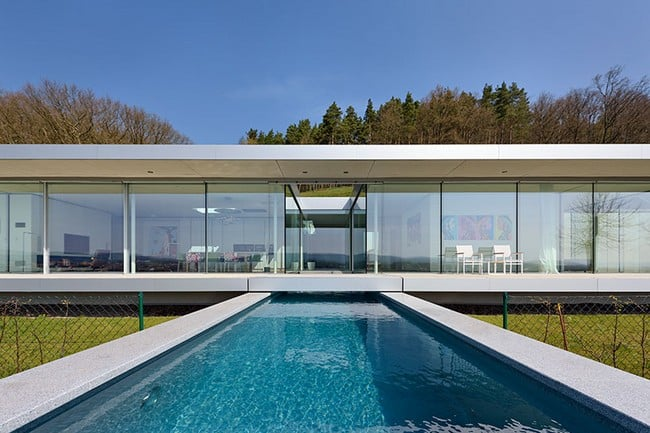 Villa K in Germany 14