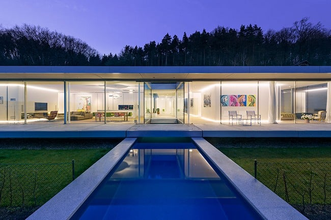 Villa K in Germany 16
