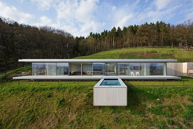 Villa K in Germany 2
