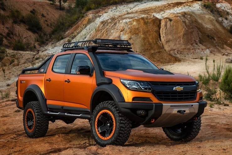 Chevy Colorado Xtreme Concept