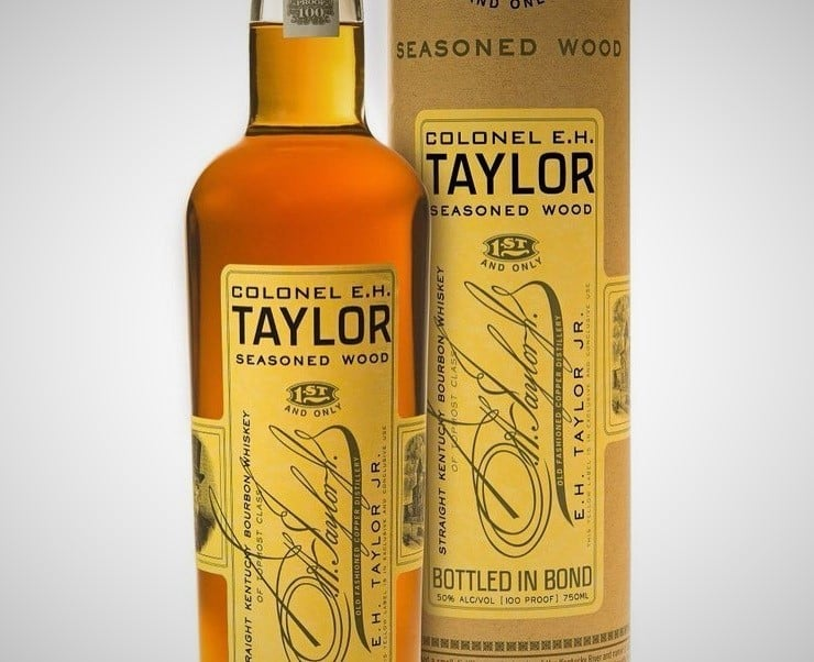Colonel E.H. Taylor, Jr. Seasoned Wood Bourbon 1