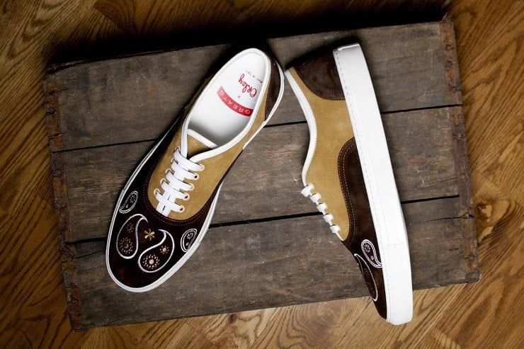 Greats x Orley Kent Sneakers