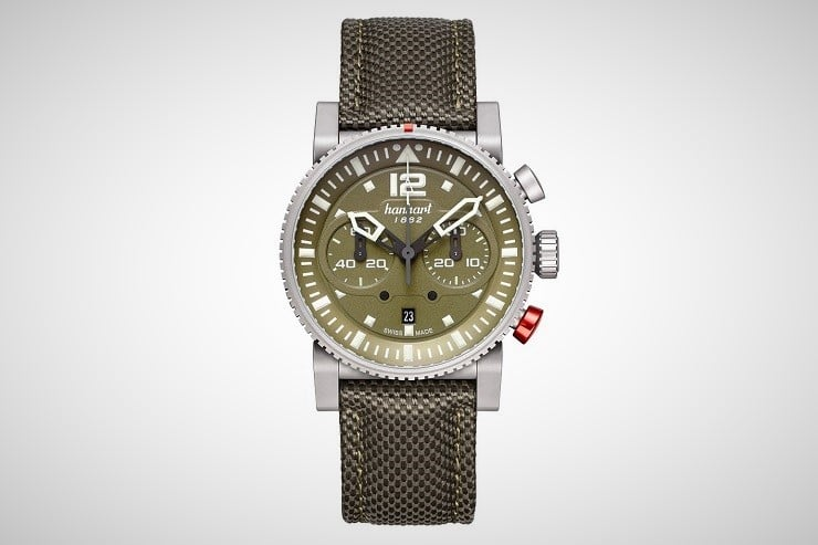 Hanhart Primus Survivor Pilot Watch 3
