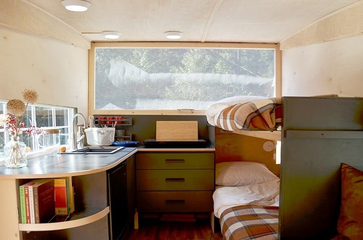 Homegrown Trailers Teardrop Camper 13