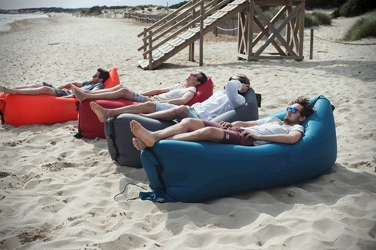 KAISR Original Inflatable Lounge 1