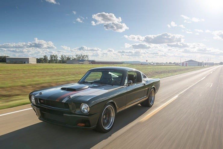 Ringbrothers 1965 Fastback Mustang Espionage 4