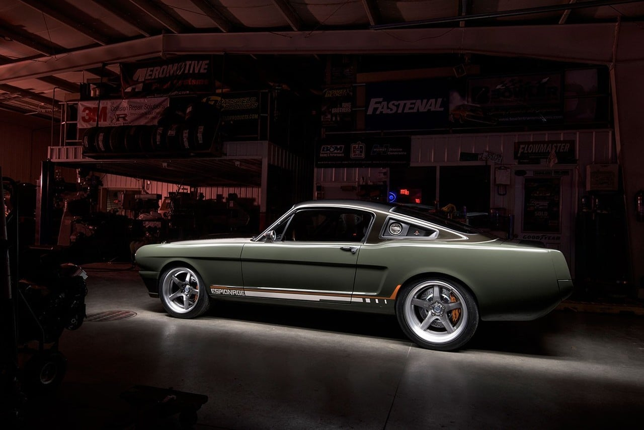 Ringbrothers 1965 Fastback Mustang Espionage 7