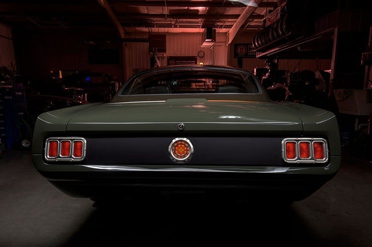 Ringbrothers 1965 Fastback Mustang Espionage 8