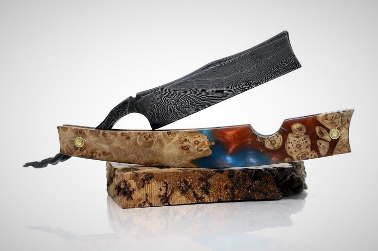 Sharkbite Straight Razor by Jacob Ray 1