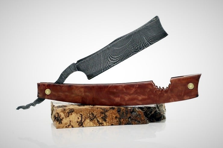 Sharkbite Straight Razor by Jacob Ray 2