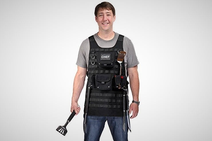Tactical Chef Apron 1