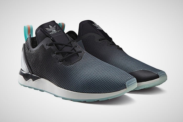 Adidas Originals' ZX Flux Racer ASYM 1