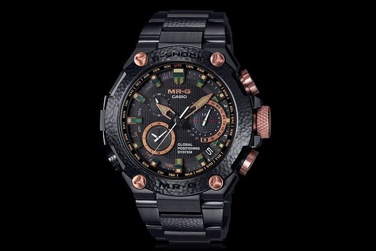 Casio G-Shock MR-G Hammer Tone