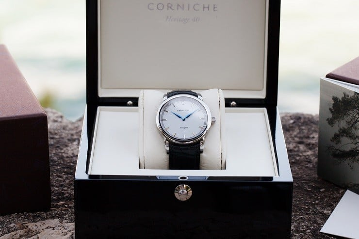 Corniche Heritage 40 Watch 2
