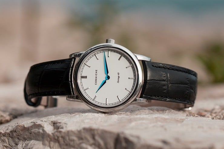 Corniche Heritage 40 Watch 9