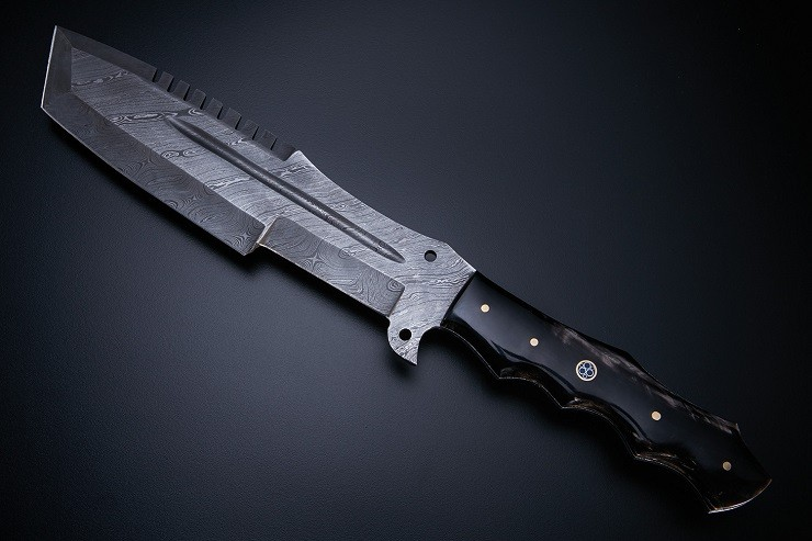 Hand Forged Damascus Knives By Jackson Blades Men S Gear