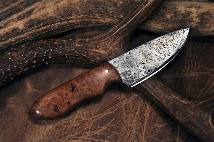Oaks Bottom Forge Alpine Knives 3