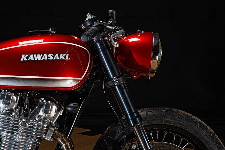 'Red Rooster' by Krakenhead Customs 3