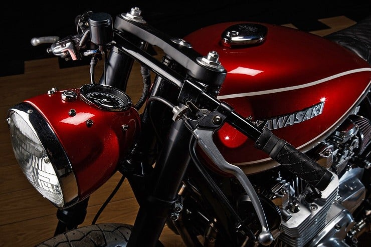 'Red Rooster' by Krakenhead Customs 5