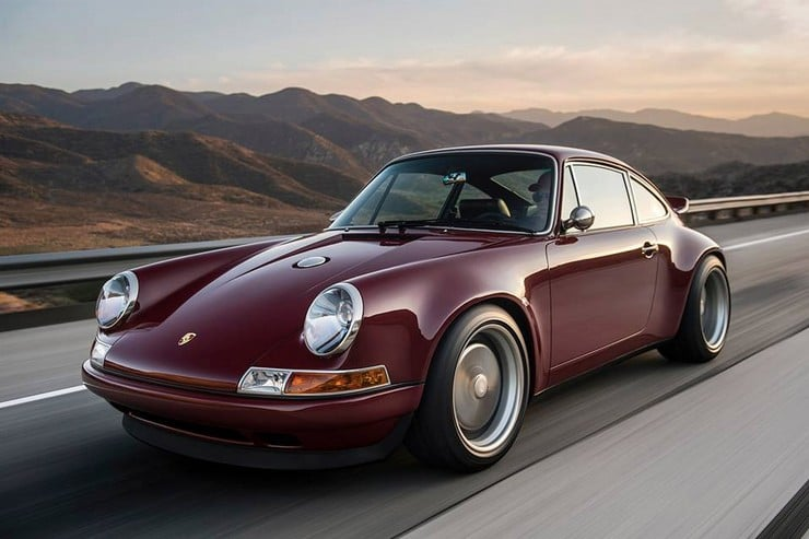 'North Carolina' Porsche 911