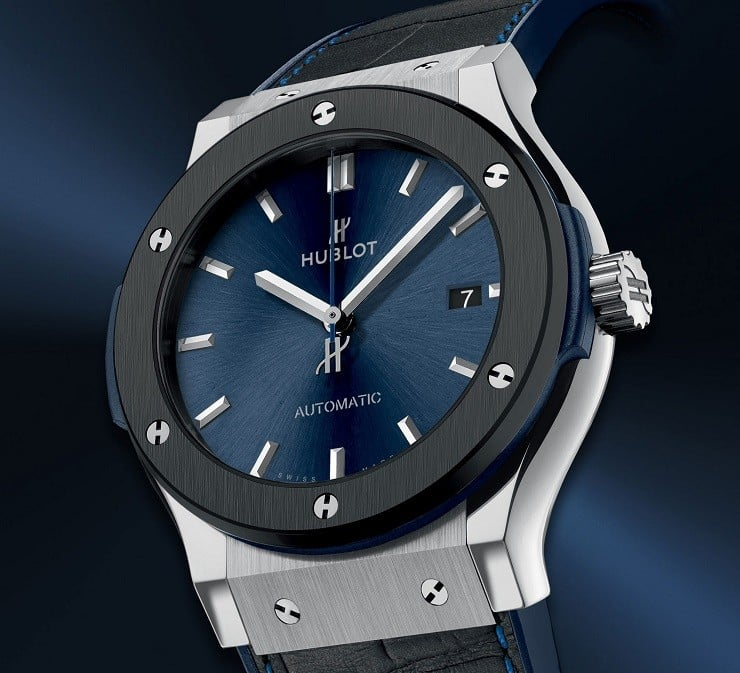 The Watch Gallery X Hublot Special Edition Classic Fusion Automatic Watch
