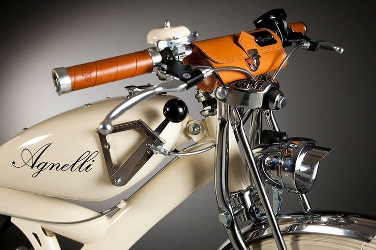 Vintage Electric Bicycles by Luca Agnelli 10