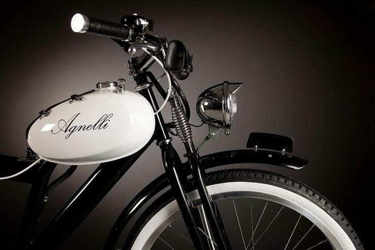 Vintage Electric Bicycles by Luca Agnelli 14