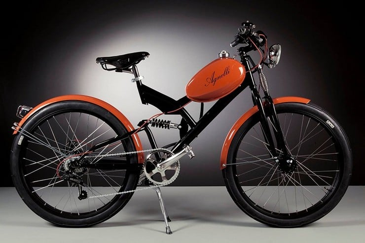 Vintage Electric Bicycles by Luca Agnelli