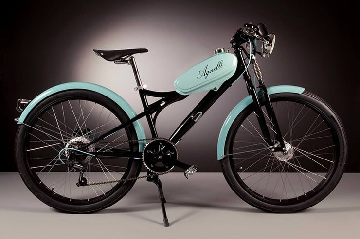 Vintage Electric Bicycles by Luca Agnelli 4