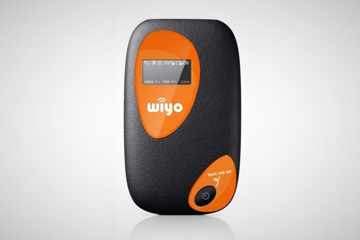 Wiyo Portable Internet