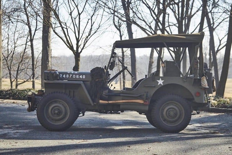 1943 Willys Jeep 15