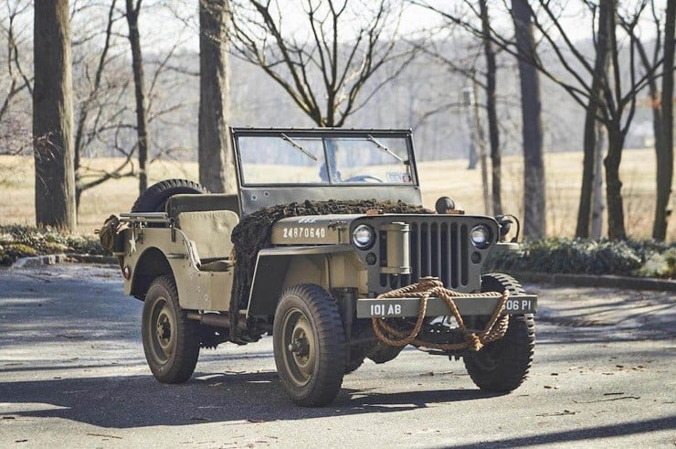 1943 Willys Jeep 9